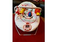 Mamas and papas baby bouncer for sale