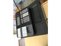 Black Casio SE-G1 Cash Register Till