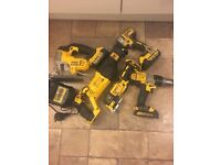 Dewalt 18 v set