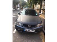 Honda Accord Vtec Executive 2.4cc