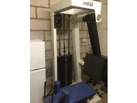 ORTUS FITNESS COMMERCIAL LEG PRESS £450 ono