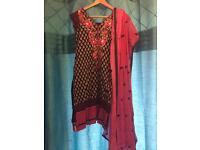 Indian salwaar suit