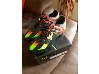 New Messi 15.3 FG/AG size 6 football boots