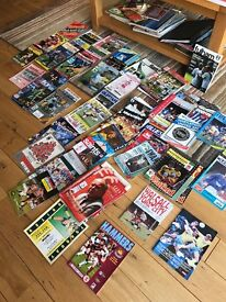 free football programmes