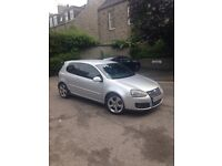 Golf GTI 3dr , SILVER , 90k miles , full service history , M.O.T due 04/17 . £4150 o.n.o