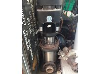 Commercial grundfos water pump