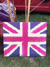 Union Jack Canvas