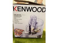 New Kenwood Cooking Chef Parts