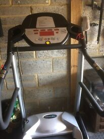 PowerTrek PlatinumXR-980, Motorised Treadmill