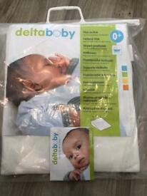 Delta baby rest easy small 30cm reflux pillow colic wedge