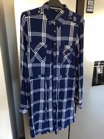 Size 10 shirt style dress