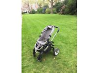Used ICandy Peach 2 Double pushchair