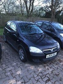 Vauxhall Corsa 3dr 1.2i 16v SXi - Black
