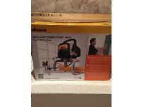 BRAND NEW never been used Wagner power painter 60 twin stroke spray machine.