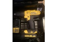 Cordless Dewalt 18v As New