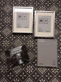 4 Wall Frames