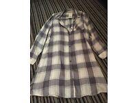 Ladies New Shirt Dress (Size 12)