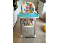 iSafe baby Highchair