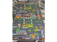 Car play rug