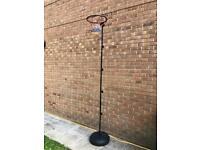 Adjustable height & portable netball post