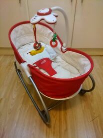 Tiny Love 3-in-1 Rocker Napper - Baby chair / rocker / swing / vibrater