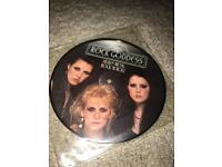 "Rick Goddess 7"" Picture Disc"