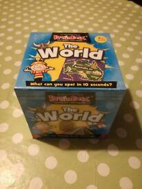 Brainbox The World Game