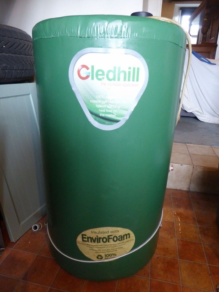 Indirect copper hot water cylinder | in Alston, Cumbria | Gumtree