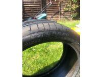 Part Worn Continental Run-Flat Tyres 275/35/20