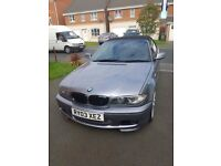 BMW M sport 3.0 petrol