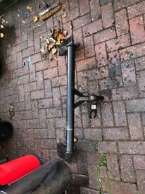 Vauxhall vectra Thule tow bar complete