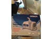 OMRON Compressor Nebulizer brand new