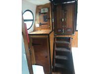 32 ft narrow boat