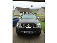 Nissan Navara Long Way Down Edition 2008