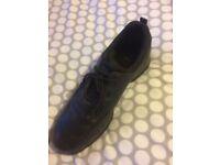 Hugo Boss black golf shoes
