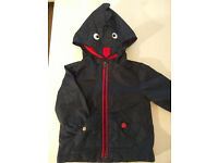 Baby light jacket