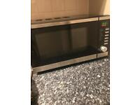 Microwave, kettle and toaster £25