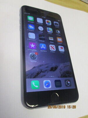 Apple iPhone 6 Plus 64GB (Unlocked)  - Space Grey - Fully Working  - Used