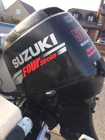 2003 suzuki df50 fourstroke longshaft outboard