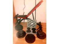 A training set for sale