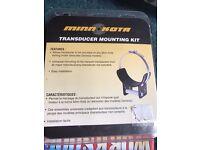 *** Minn Kota Transducer Mounting Kit *** £20