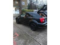 Dodge Caliber 1.8 SXT 5dr, Nice looking and finished in Gloss Black