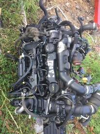 Peugeot partner 2011 engine