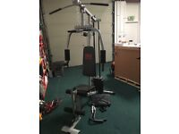 Barely used Pro Power home gym and other equipment