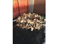 Firewood for sale(well seasoned hardwood logs)