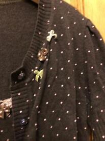 Avoca cardigan vest top