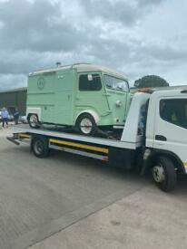 24-7 UK 🇬🇧 Car Van Jeep 🚘 Breakdown Recovery 🚨 Tow Truck Auction Vehicle Jump Start