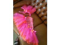 Diamonte 2 - 3 years Dance Costume and Headdress