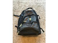 Timberland Soft Fabric Suitcase - 2 Wheels, Lots of Pockets