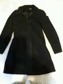 Jane Norman coat size 10